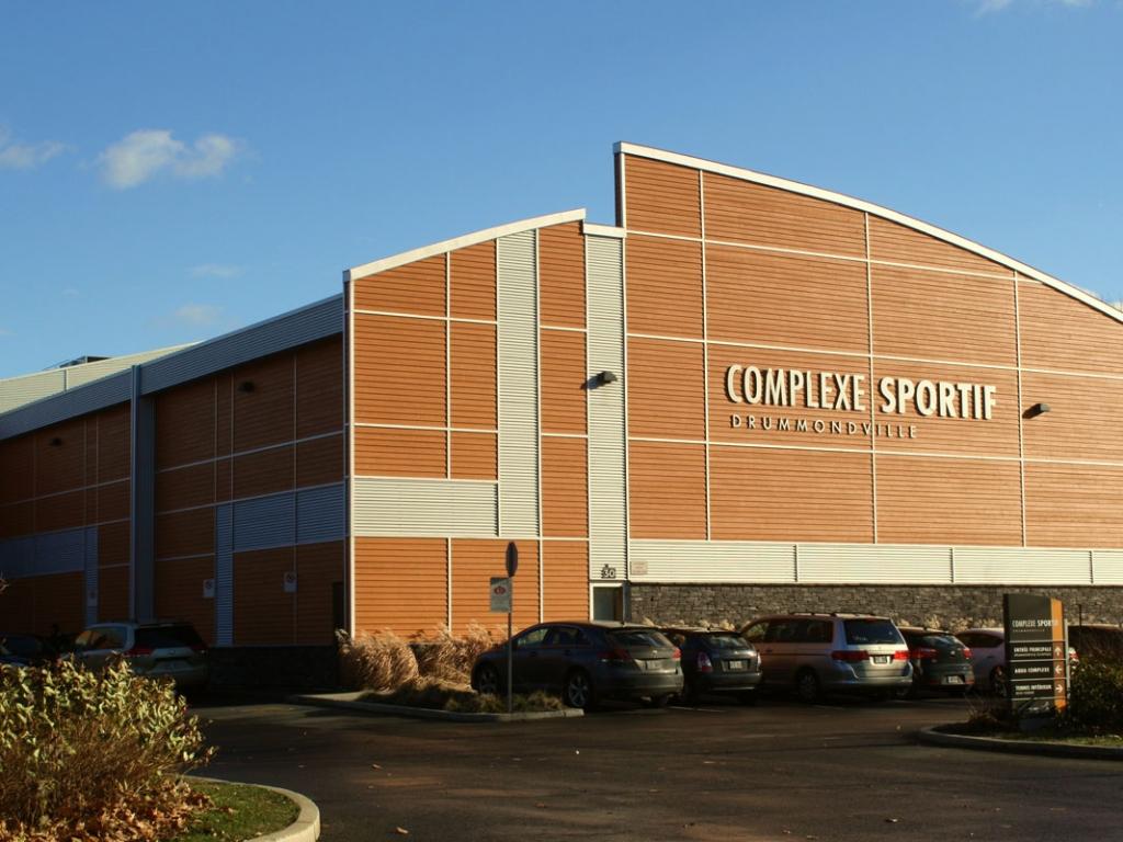 Complexe Sportif - Drummondville
