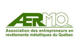 Association des entrepreneurs en revêtements métalliques du Québec - Associations avec Aluminium Ascot
