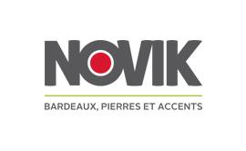 Novik - Fournisseur pour Aluminium Ascot