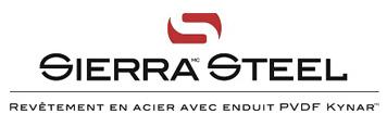 Sierra Steel - Fournisseur revêtement d'acier - Vente au détail de produits de recouvrement - Aluminium Ascot